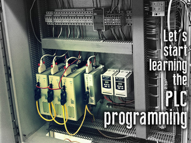 PLC programming - Automation with PLC